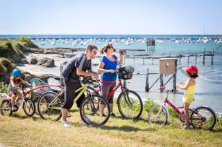 Circuit cyclable 4 - du centre ville à la plage de mouton