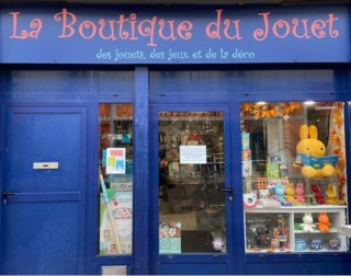 la boutique du jouet