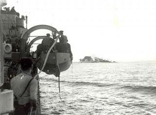 Le naufrage du Lancastria au large de Saint Nazaire le 17 juin 1940