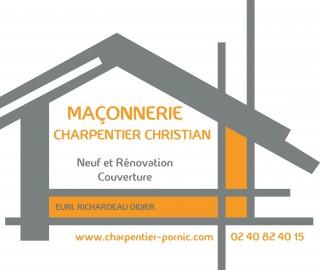 Logo maçonnerie Charpentier Christian
