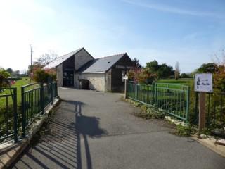 Parcours urbain historique de Bourgneuf-en-Retz, pont de la Taillée