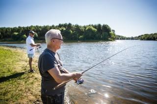 Pêche en étang - Saint-Michel-Chef-Chef