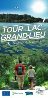 TOUR DU LAC DE GRAND LIEU