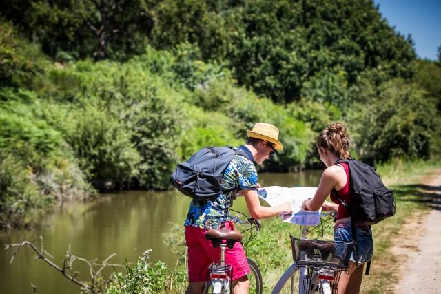 A la découverte du canal de Haute Perche