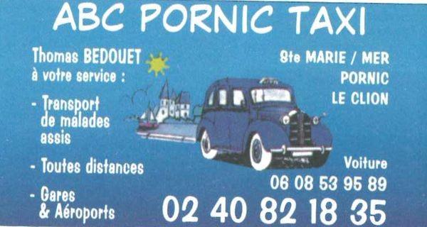 ABC PORNIC TAXI