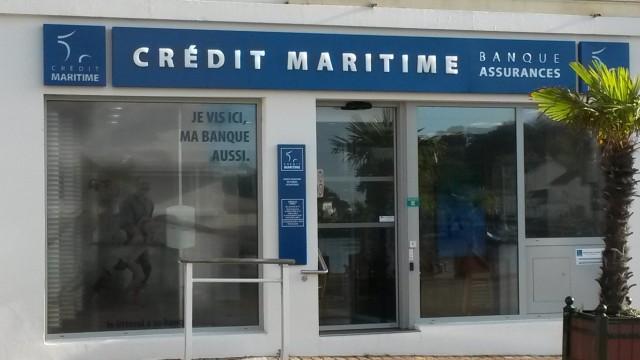 Agence crédit maritime