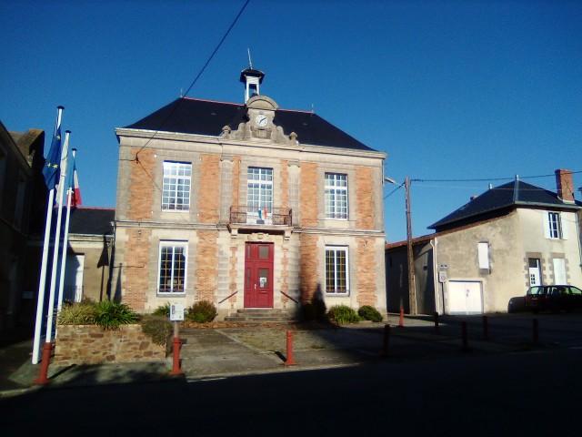 Ancienne Mairie de Bourgneuf en Retz