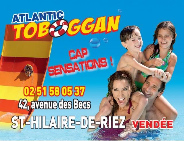Atlantic Toboggan Saint Hilaire de Riez - Vendée