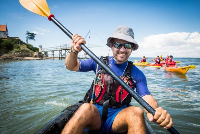Balades nautiques en kayak de mer