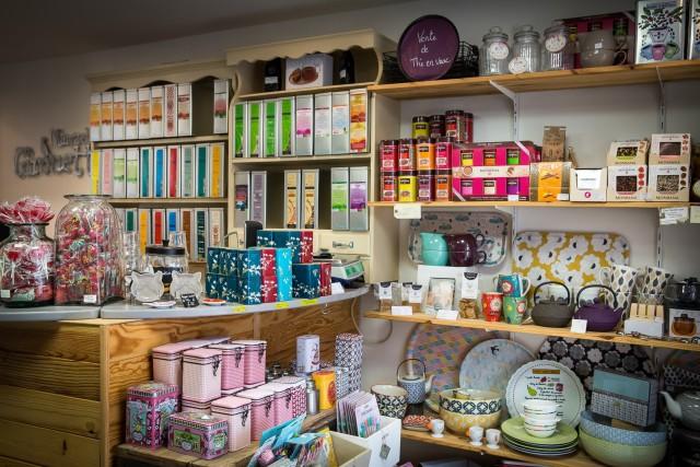 Boutique et Salon de thé Mamz'elle Girouette