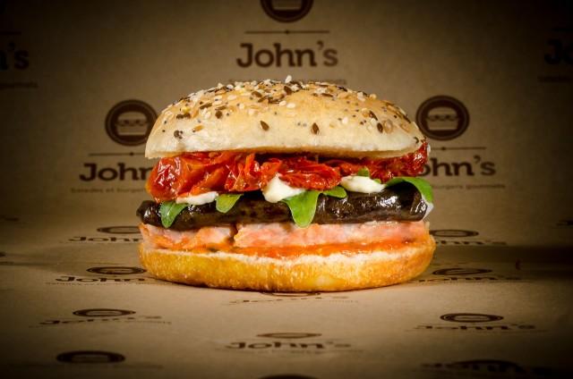 Burger Jules et John Pornic