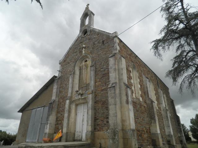 Chapelle de la Blanchardais