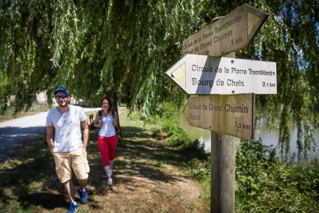 Circuit du Grand Chemin - Rouans