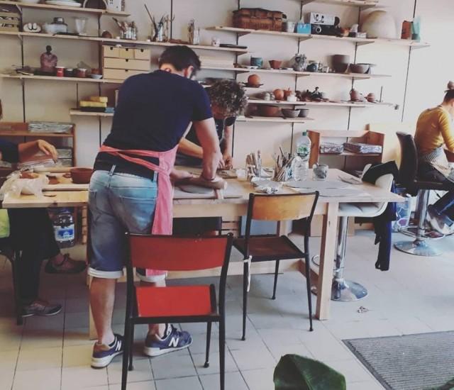 Cours Atelier Boutique Du Sable dans ma valise à Bourgneuf en Retz