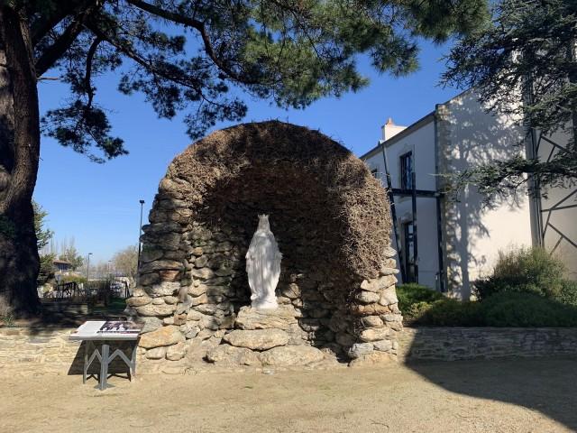 Grotte de la Vierge © OTI Pornic