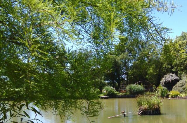 Jardin de Beaumont à Fresnay