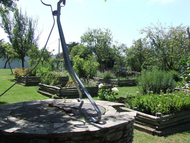 Jardin des Lakas