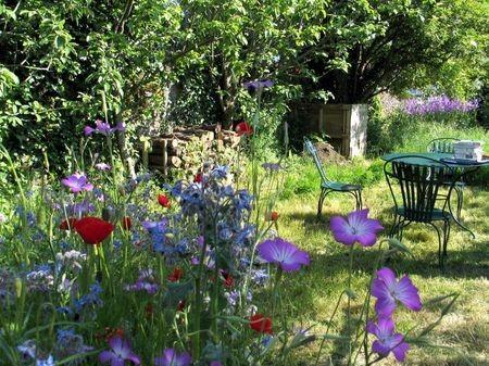Jardin naturel Hirondelle
