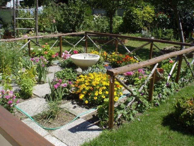 le Jardin du Plessis et son jardin bouquetier