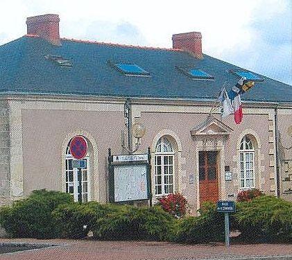 Mairie du Clion