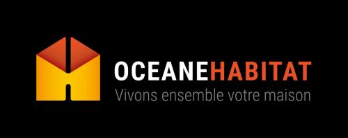 OCEANE HABITAT logo