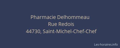 PHARMACIE DELHOMMEAU DALLONGEVILLE