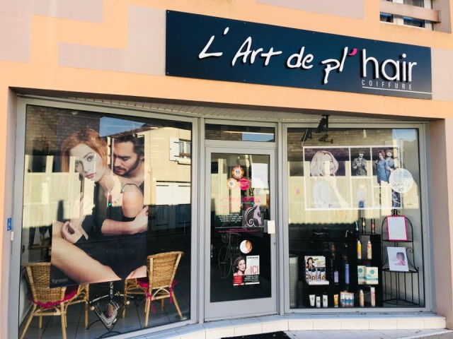 Photo Boutique l'Art de pl'Hair