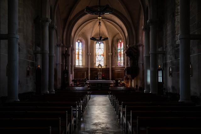 Eglise Saint Gilles à Pornic