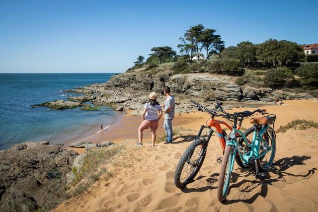 En balade vélo électrique avec Sea Bike & Sun