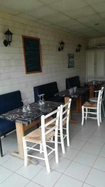 Salle de Restaurant, Pierrick Pizza à Bourgneuf en Retz