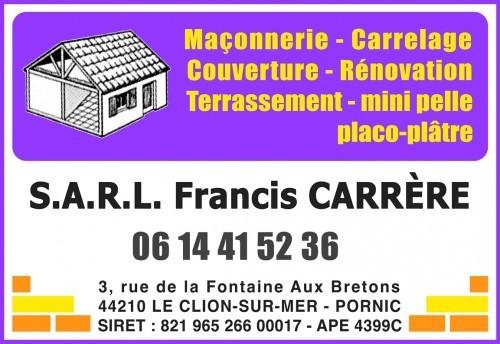 S.A.R.L. Francis CARRÈRE