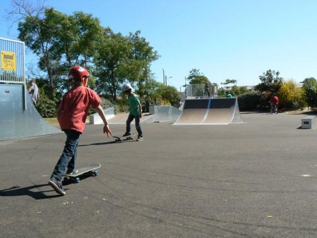 Skate park de La Plaine-sur-Mer