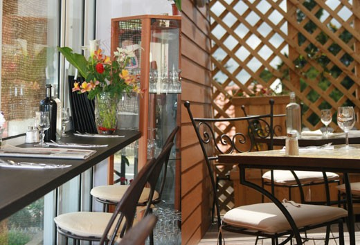Tables et Terrasses, Chez P'tit Père le Colvert à Fresnay en Retz