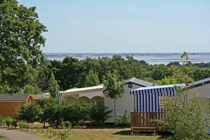 camping, les brillas, mobilhome, espace aquatique, piscine, calme, les moutiers