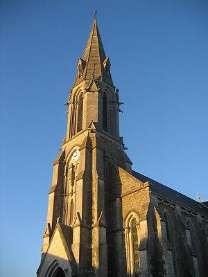 Eglise de Sainte Marie sur Mer