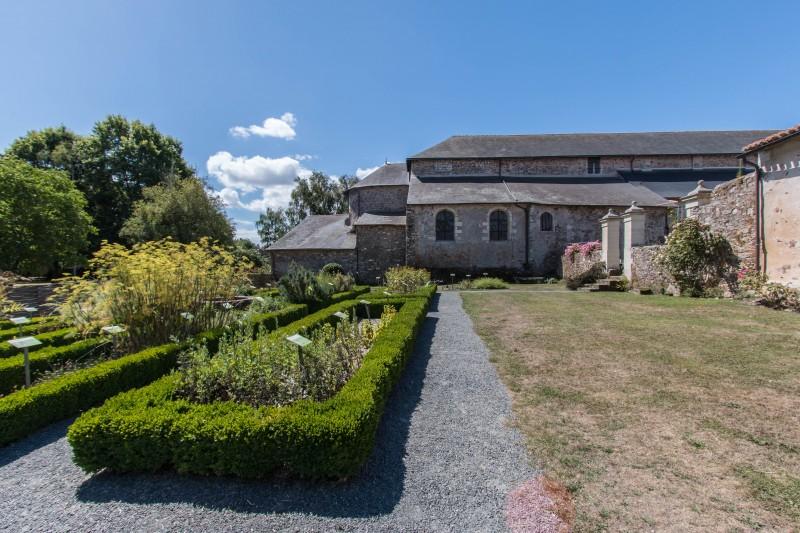 Abbatiale Déas St Philbert de Grand-Lieu
