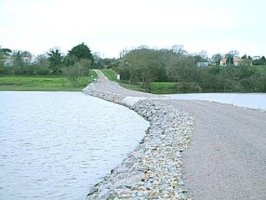 pornic étang, pêche