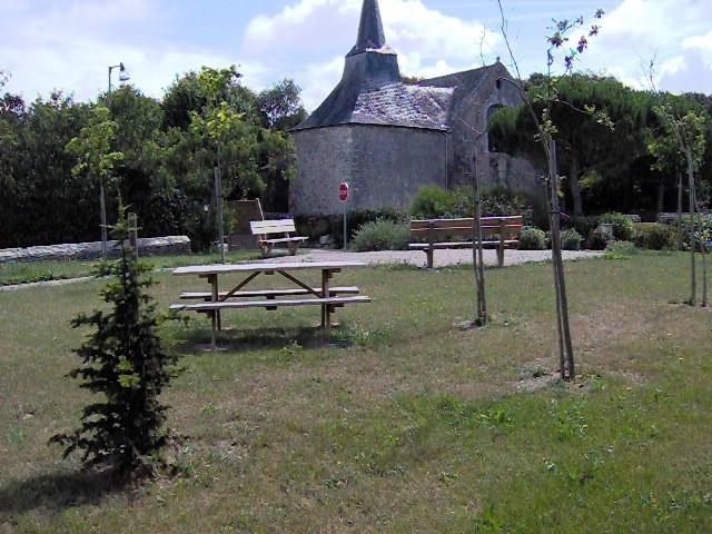 Aire de pique-nique de la chapelle