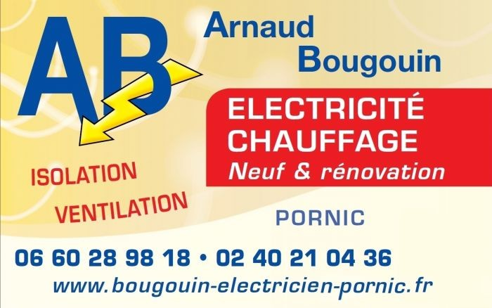 Arnaud Bougouin Electricité chauffage