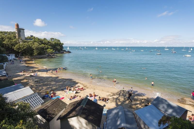 Bois de la Chaise, Île de Noirmoutier