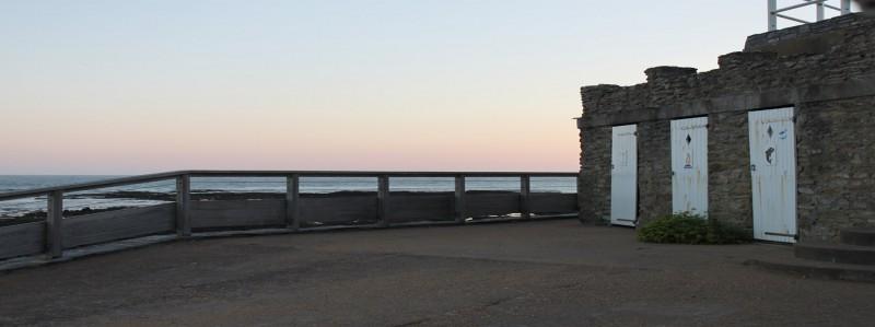 Cabines de plage Port Meleu
