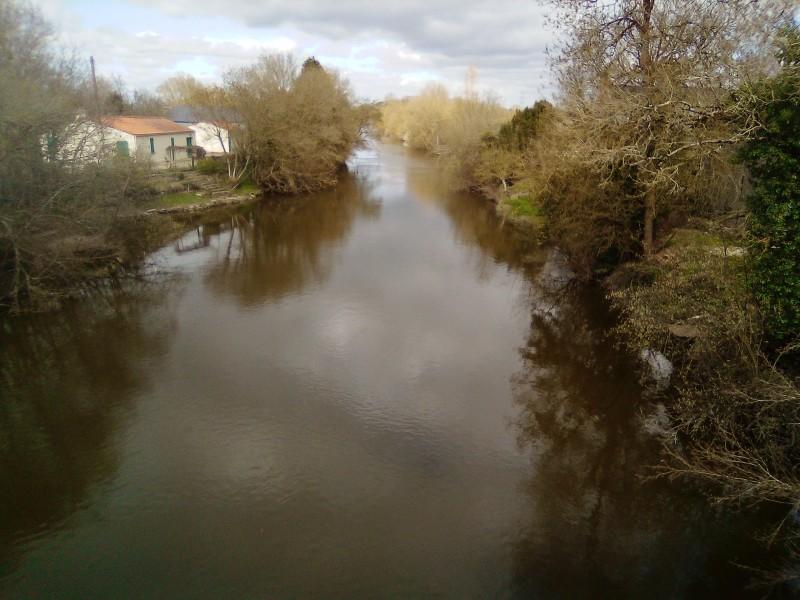 Canal de Buzay à Messan