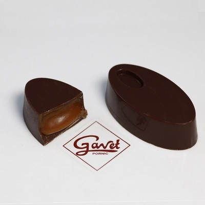 Caramel beurre salé - Chocolaterie Gavet