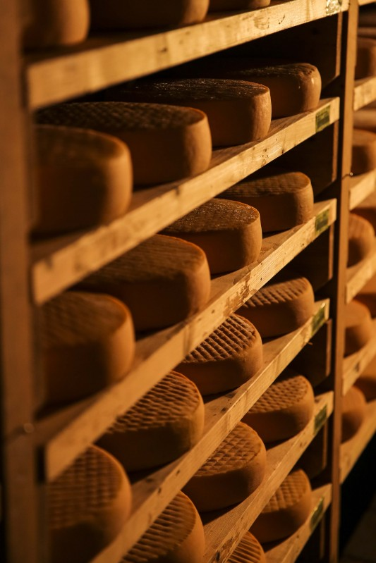 Cave Fromagerie Beillevaire Machecoul