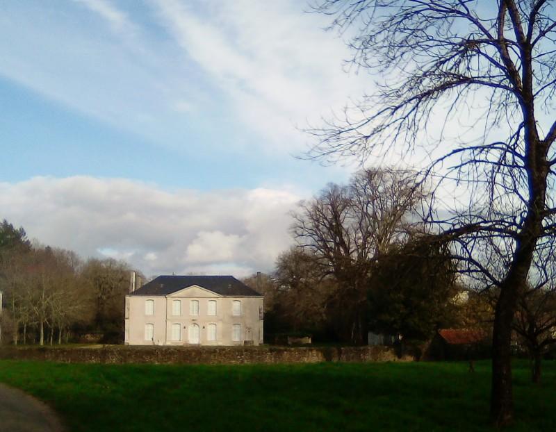 Château de la Salle à Fresnay en Retz