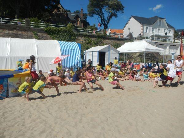 Club de plage de la Noëveillard