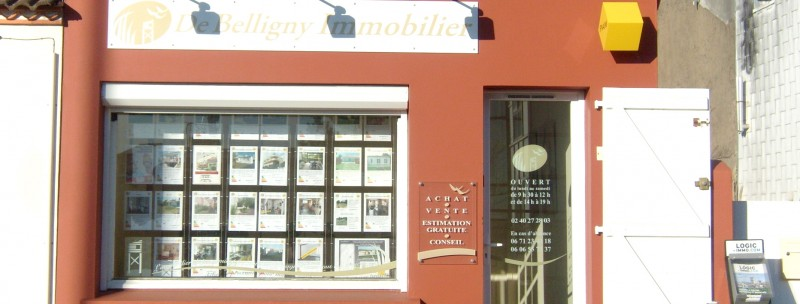 AGENCE DEBELLIGNY IMMOBILIER