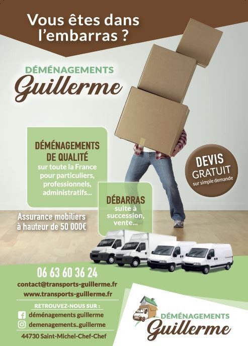 DEMENAGEMENTS GUILLERME