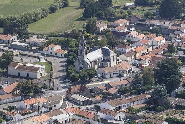 Eglise de Fresnay en Retz