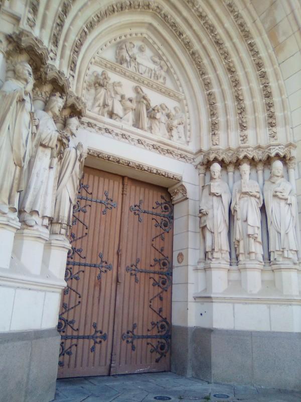 Eglise de Sainte Pazanne